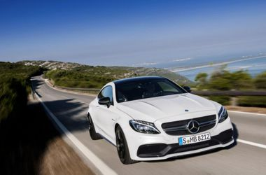 <p><span>Mercedes-AMG C 63 Coupe. Фото: news.online.ua</span></p>