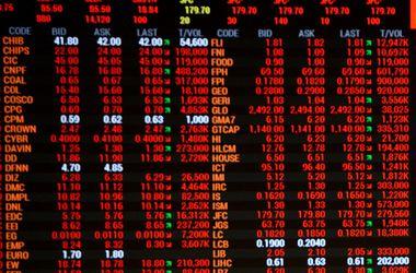 """Украинские акции ушли в """"красную зону"""""""