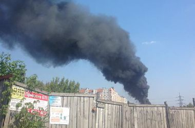 Пожар в Буче очень опасен для здоровья человека - эколог