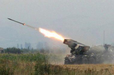 Боевики обстреляли район Сартаны