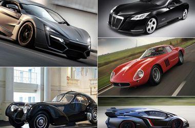 ТОП-5 самых дорогих автомобилей мира, на которых можно заработать