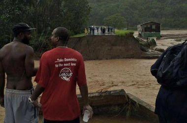 """Шторм """"Эрика"""" унес жизни четырех человек в Доминиканской Республике"""