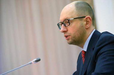 Яценюк созывает коалицию на собрание