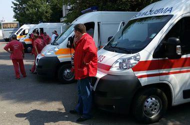 В Одессу прибыл третий за месяц борт с ранеными бойцами