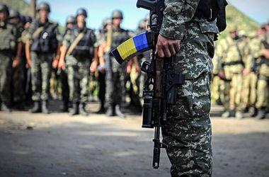 В Украине растет число военных-контрактников - Полторак