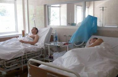 В Днепропетровск из Донбасса за сутки доставили 17 раненых
