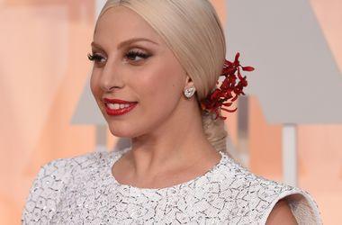 """Леди Гага устроила своим коллегам """"кровавый бассейн"""""""