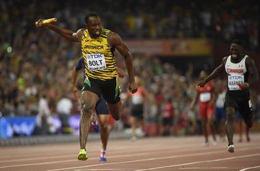 ЧМ в Пекине: команда Ямайки выиграла мужскую эстафету 4х100 м