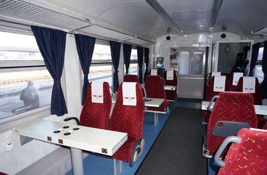 Из Запорожья в Харьков пустят поезд повышенного комфорта
