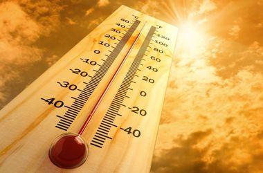 На Киев надвигается аномальная жара, температура воздуха бьет рекорды