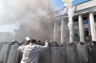 Милиция задержала 18 дебоширов под Радой, остальных ищут