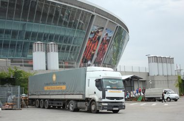 Штаб Ахметова планирует за неделю доставить в Донбасс 123 500 продуктовых  наборов
