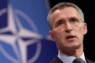 Генсек НАТО приветствовал прекращение огня на Донбассе
