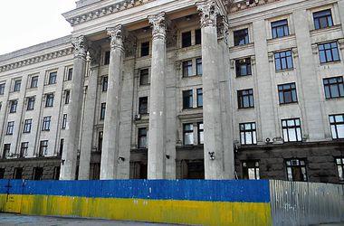 История многострадального Дома профсоюзов в Одессе: ремонт за свой счет и мародеры