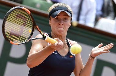 Свитолина вышла в третий раунд US Open