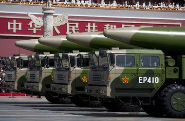 Китай показал миру боевую мощь