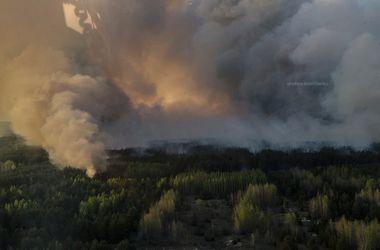 По факту пожара под Киевом открыто уголовное производство