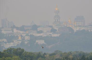 В Киеве уровень загрязнения воздуха снизился из-за смены направления ветра - СЭС
