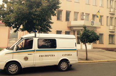 В Ровенской областной прокуратуре прогремел мощный взрыв (обвновлено)