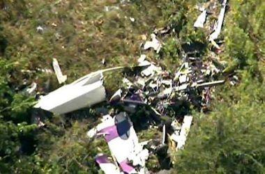 В США разбился самолет, погиб пилот