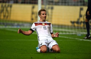 Германия обыграла Польшу и вышла в лидеры группы отбора Евро-2016