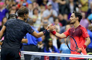 Экс-первая ракетка мира Рафаэль Надаль покинул US Open
