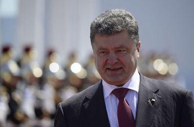 """Порошенко рассказал о """"хороших новостях"""" по Донбассу"""