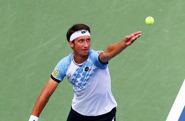Стаховский уступил в парном турнире на US Open