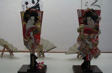 Одесситам показали кимоно, доспехи воинов, шары темари и восточное боевое искусство