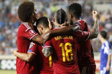 Бельгия на последних минутах вырвала победу у Кипра в отборе на Евро-2016