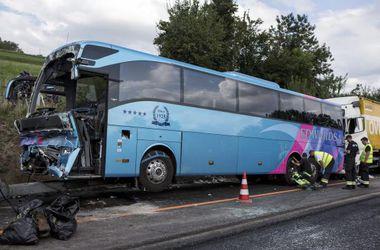Жертвами ДТП с автобусом в Бразилии стали 14 человек