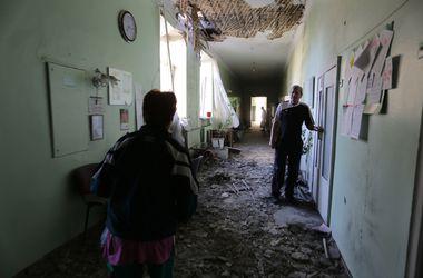 Тысячи мирных жителей Донбасса существуют за пределами возможного