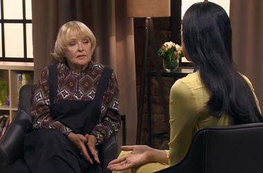 """<p>Ада Роговцева. Фото: телеканал """"Украина""""</p>"""
