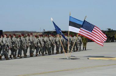Эстония и США начали военные учения недалеко от границы с Россией