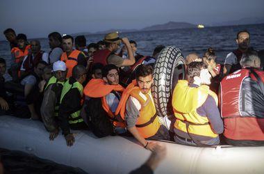В Греции мигрантов пытались сжечь заживо