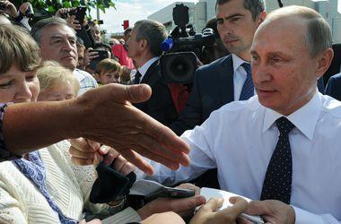 Путин раскритиковал чиновников, которые лечатся за границей