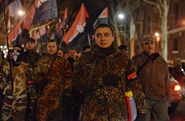"""У лидера """"Правого сектора"""" в Одессе проводят обыск"""