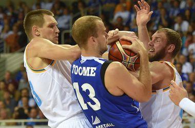 Украинские баскетболисты готовы с Евробаскета-2015 возвращаться пешком