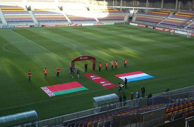 УЕФА не стал переносить матч отбора на Евро-2016 Беларусь - Люксембург