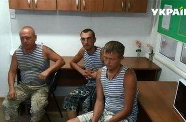 Генштаб: Расследование похищения десантников возможно лишь после их возвращения из оккупированного Крыма