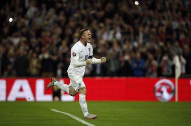 Топ-5 лучших голов Уэйна Руни за сборную Англии