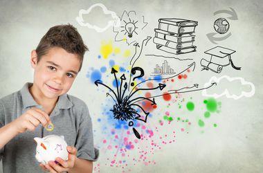 Как собрать деньги на образование ребенка