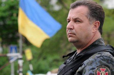 """Украинская армия готова """"встречать"""" российские войска – Полторак"""