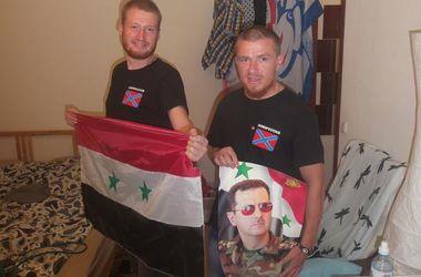 Скандальный боевик Моторола отправился в Сирию