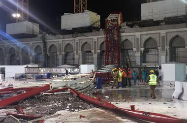Количество погибших в самой большой мечети в Мекке возросло до 87 человек