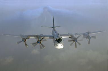 Британия перехватила два российских бомбардировщика