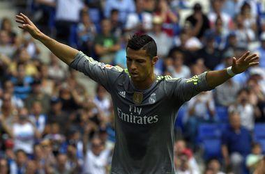Криштиану Роналду забил пять мячей в одном матче