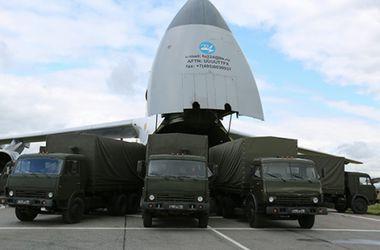 Два российских самолета Ан-124 прибыли в Сирию