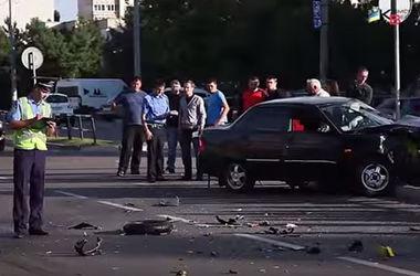 В Комсомольске погибли байкер и его пассажирка