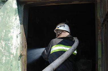 В Николаеве произошел пожар в воинской части